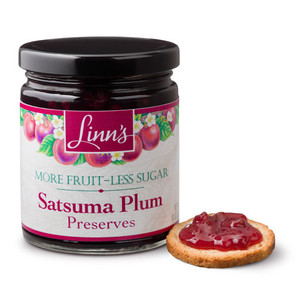 Linn's Satsuma Plum Preserves