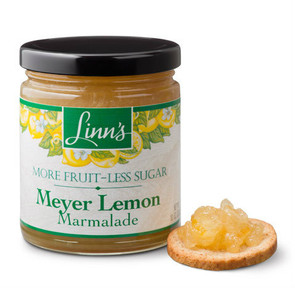 Linn's Meyer Lemon Marmalade