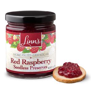 Linn's Red Raspberry Preserves