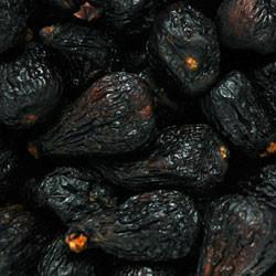 Fancy Black Mission Figs Dried