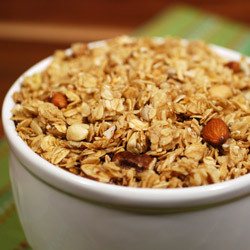 Linn's Honey Nut Granola 12 oz.