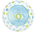It's a boy Mylar