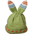 Bunny Ear Baby Hat by Genuine Monkeez
