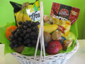 Fresh Fruit and Goodie Basket