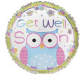 Get Well Soon Mylar