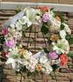 Fresh In Loving Memory Wreath