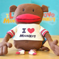 I Love Monkey Book with I love Monkey