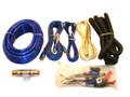 Amp Wiring Kit 4 Gauge 60 amps 1200w
