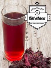 Wild Hibiscus Rosella Tonic