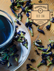 Dry Blue Chai Tea