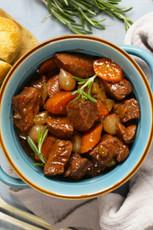 Slow Cooker Beef Stew (Caldereta)
