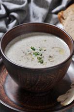 Low Carb Mushroom Soup
