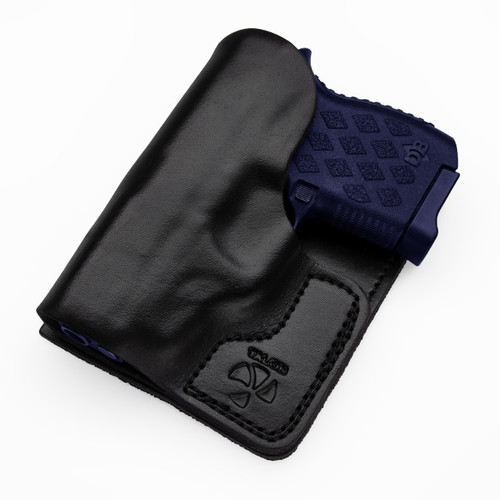 DB9 Wallet Black Right hand  w/laser