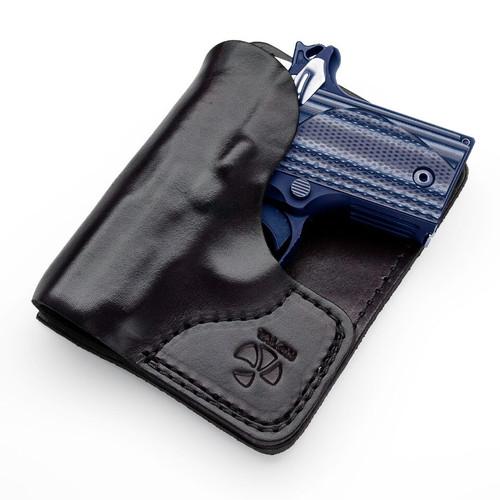 238 Wallet Black Right hand