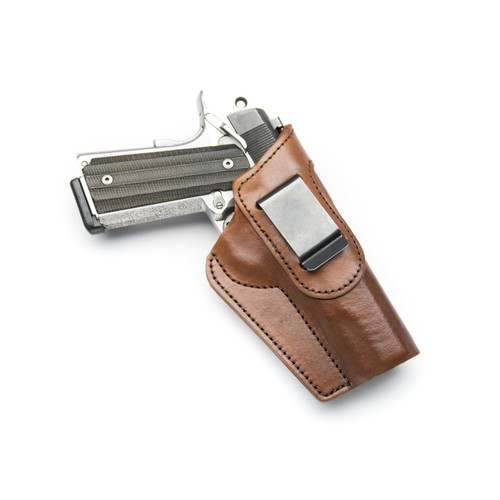 IWB Talon Holster for the 1911 Right Hand Brown