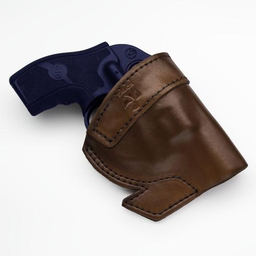 LCR Front Pocket Brown