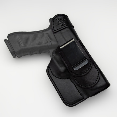 Talon Tuckable Glock 17 IWB Holster Right Hand Black