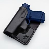 Glock 43 Wallet Black Right hand