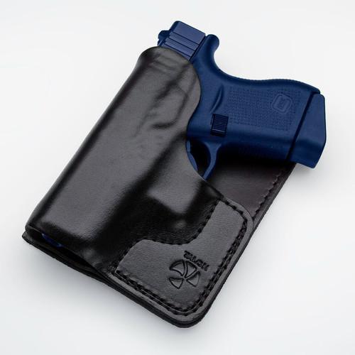 Glock 43 Wallet Black Right hand