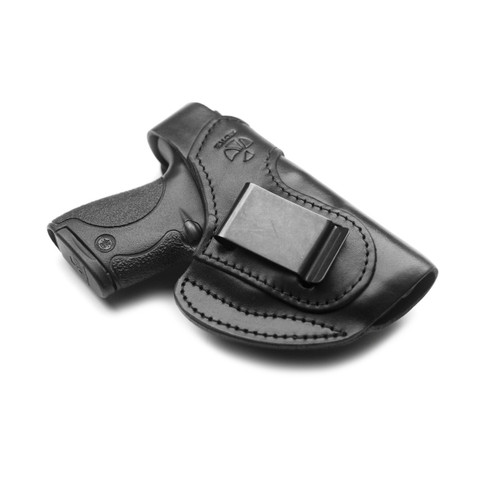 Talon Holsters Rogue IWB for Shield, G43, PT709, XDS in Right Hand Black