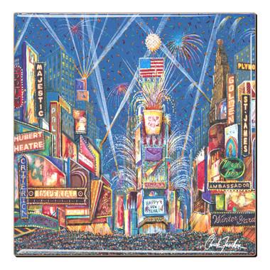 Times Square Coaster