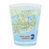 NYC MTA Map Subway Shot Glass