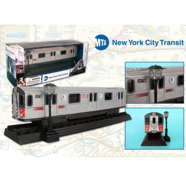 Official MTA NYC Subway Car Set
