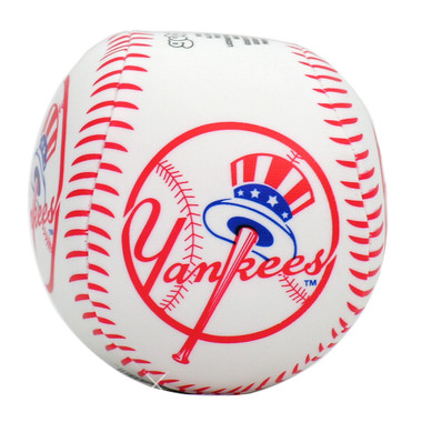 Plush NY Yankees Baseball