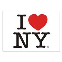 I Love NY Postcards