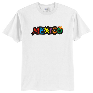 Fiesta Mexico T-Shirt