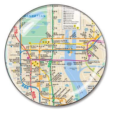 New York City Subway Paperweight