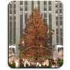 Rockefeller Center Tree Mousepad