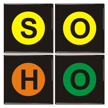 SOHO Coaster Set