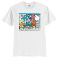 Art Scene Macy's Thanksgiving Day Parade T-Shirt