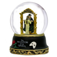 Musical Phantom of the Opera Snow Globe