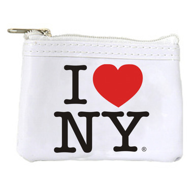 I Love NY Change Purse