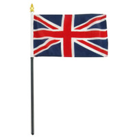 Mini British Union Jack Flag for Parties