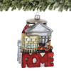 Noble Gems Glass Rome Christmas Ornament