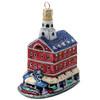 Boston's Faneuil Hall Christmas Ornament Glass