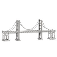 Golden Gate Bridge Mini Wire Models and statues