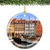 Copenhagen Christmas ornament Denmark