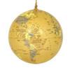 Antique World Globe Christmas Ornament