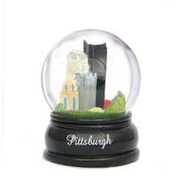 Pittsburgh Snow Globe 65mm