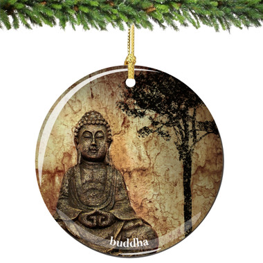 Buddha Christmas Ornament