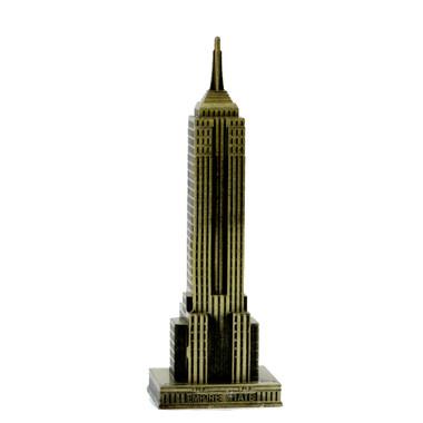 Bronze 7 Inch Empire State Building Statue
