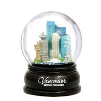 65mm Vancouver, British Columbia Snow Globe