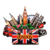 London Magnet 3D London Landmarks