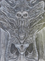 Priestess of Thanatos Original