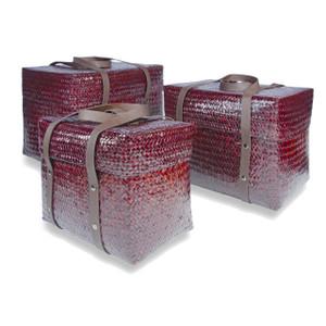 KULIT Trunk Basket Set