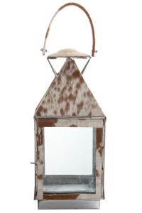 SAFARI Cowhide Lantern
